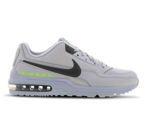 Nike Herren Sneaker Nike Air Max LTD 3 whitelt smoke grey