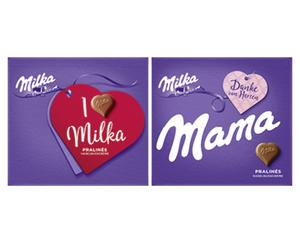 Milka Sag es mit Milka
