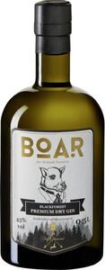 Boar Black Forest Premium Dry Gin 0,5 ltr