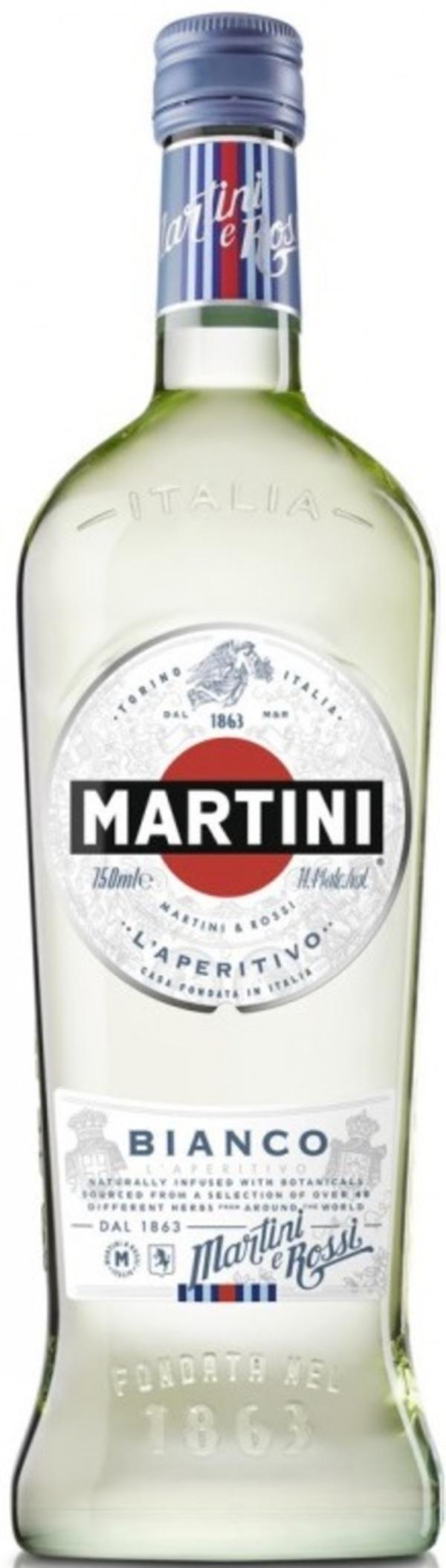 Martini Bianco 0,75 ltr