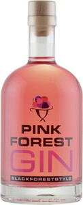 Pink Forest Gin 0,5 ltr