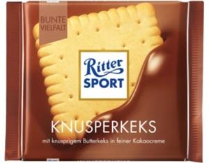 Ritter Sport Knusperkeks 100 g