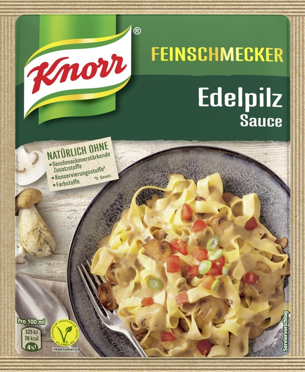 Knorr Feinschmecker Edelpilz Sauce 38 g