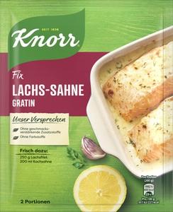 Knorr Fix für Lachs-Sahne Gratin 28 g 28 g