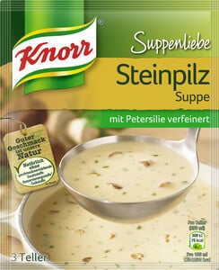Knorr Suppenliebe Steinpilz Suppe 56 g