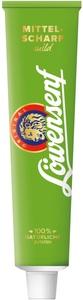 Löwensenf Bio Senf mittelscharf mild in der Tube 200 ml