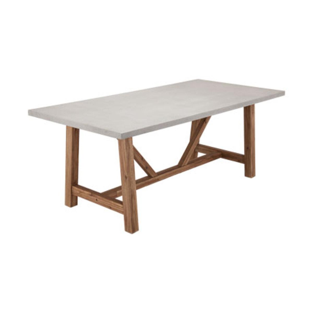 Bild 2 von Gartentisch in Betonoptik