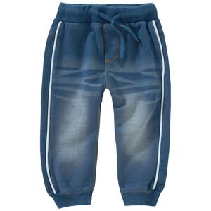 Baby Jogginghose im Jeans-Look