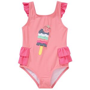 Baby Badeanzug mit Eis-Applikation