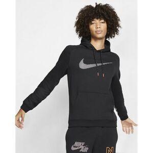 Nike Reflective Swoosh Over The Head Hoody - Herren Hoodies