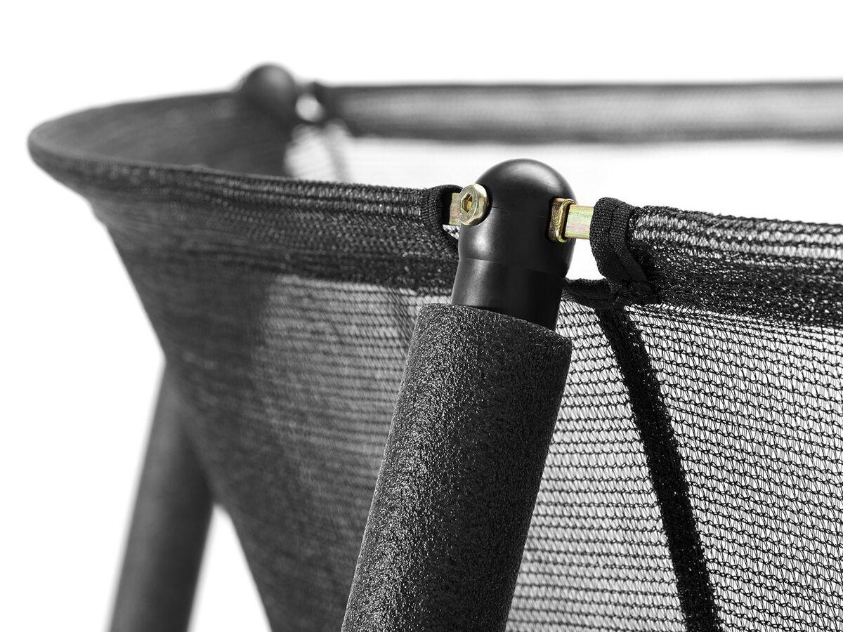 Bild 3 von Salta Trampolin «Comfort Edition», schwarz, 213 cm Durchmesser, 50 kg Belastbarkeit