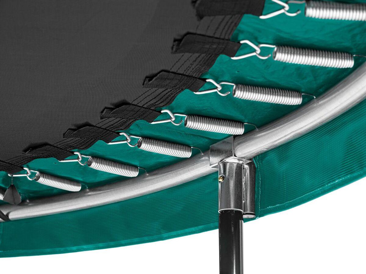 Bild 4 von Salta Trampolin «Comfort Edition», grün, 213 cm Durchmesser, 50 kg Belastbarkeit