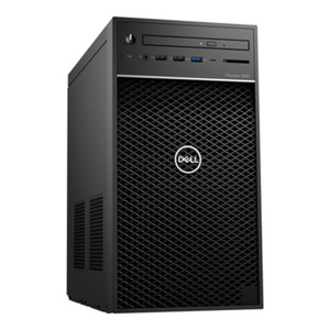 Dell Precision Tower 3630 MT KP7CN Intel Xeon E-2174G, 16GB RAM, 256GB SSD, NVIDIA Quadro P2000, Win10