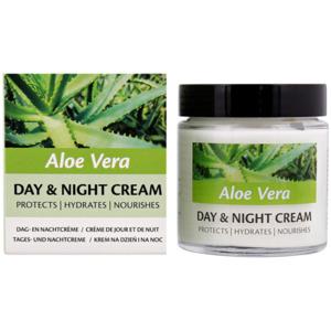 Tages- und Nachtcreme Aloe Vera