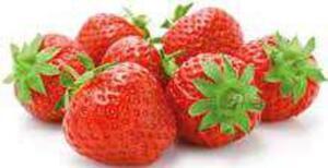 Spanien Erdbeeren