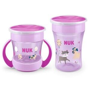 NUK Magic Duo Set pink