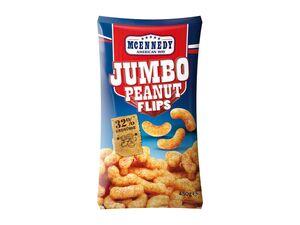Jumbo Erdnuss-Flips