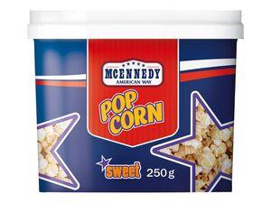 Popcorn, süß