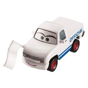 Disney Cars 3 Die-Cast Fahrzeug White Flag