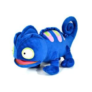 Cloud B - Charley The Chameleon: Nachtlicht Charlie das Chamäleon, blau