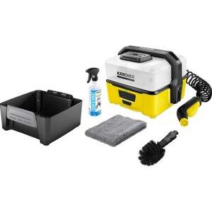 Kärcher Druckreiniger Mobile Outdoor Cleaner OC 3 mit Bike Box 5 bar 120 l/h