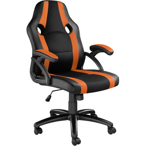 Bürostuhl Benny schwarz/orange