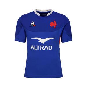 Rugbytrikot Replika France Frankreich Six Nations 2020