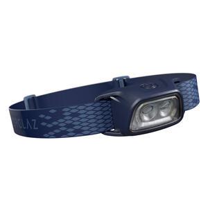 Stirnlampe Trek 100 USB aufladbar 120 Lumen blau