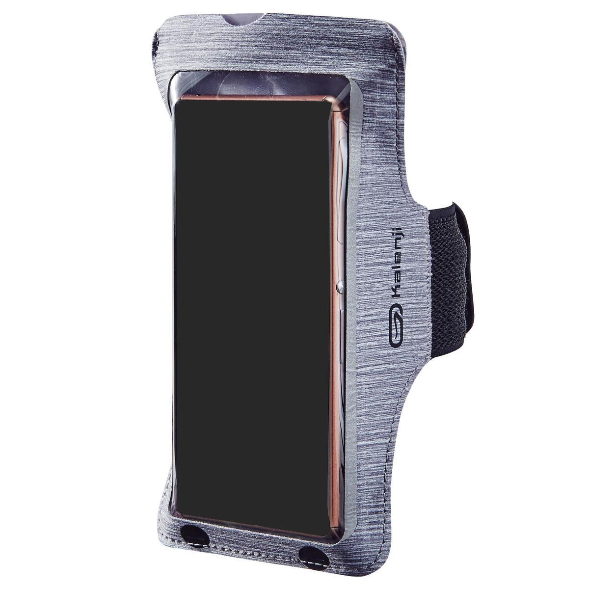 Bild 1 von Laufarmband für große Smartphones grau