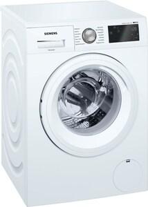 WM14T5EM Stand-Waschmaschine-Frontlader weiß / A+++