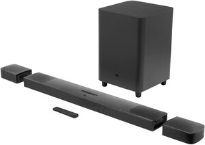 Bar 9.1 TV-Soundsystem schwarz