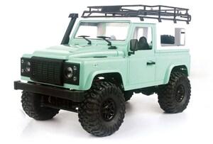 Geländewagen Crawler 4WD mint grün