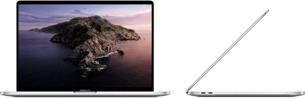 """MacBook Pro 16"""" (MVVL2D/A) silber"""