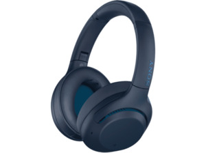 SONY WH-XB900N Kopfhörer mit Bluetooth Near Field Communication in Blau