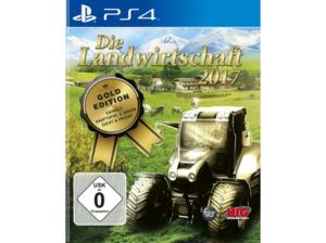PS4 DIE LANDWIRTSCHAFT 2017 (GOLD ED) für PlayStation 4 online