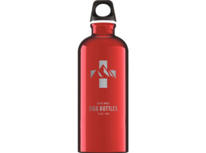SIGG 8744.60 Mountain Trinkflasche in Rot