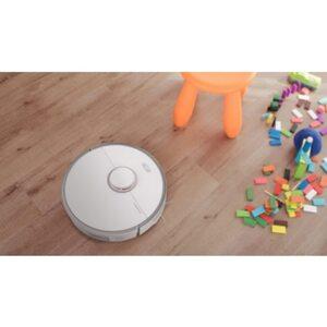 Roborock S5 Max Staubsauger-Roboter mit Wischfunktion, weiß