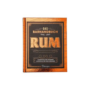 BOOK Das Barhandbuch Rum