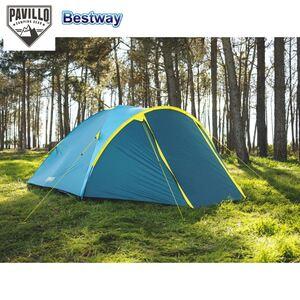 Bestway #68091 Pavillo Activeridge 4 Tent 4-Personen-Zelt