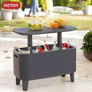 Keter Bevy Bar ca. 57L Graphit