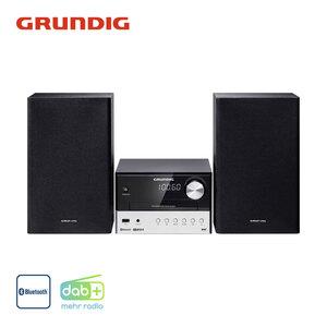 Micro-Anlage CMS 3000 BT DAB+ • 2 x 15 Watt RMS • CD-Player, MP3 • FM-RDS-Tuner • USB-/Aux-Anschluss