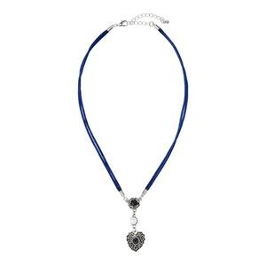 Damen-Halskette mit schönem Herzanhänger