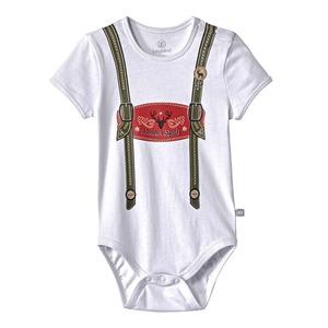 Baby-Jungen-Body aus reiner Baumwolle