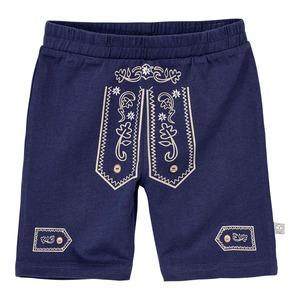 Baby-Jungen-Shorts in angesagter Trachtenoptik