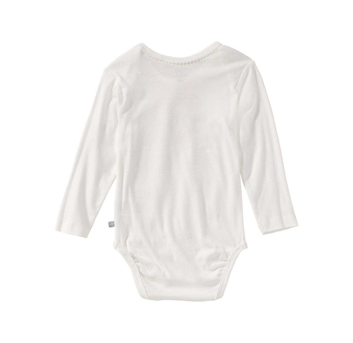 Bild 2 von Baby-Mädchen-Body mit hübschem Muster