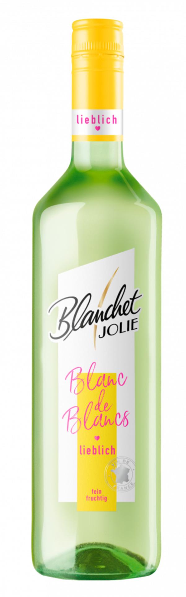 Blanchet Jolie Blanc de Blancs, Lieblich