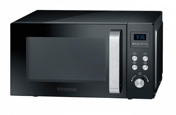 Severin Mikrowelle mit Grillfunktion 9551