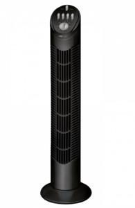 Clatronic Tower Ventilator T-VL 3546, schwarz