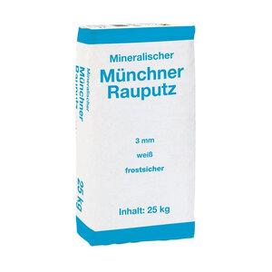 Münchener Rauputz 3mm 25 KG NoNa