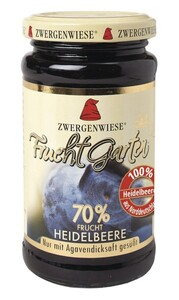 Zwergenwiese Bio FruchtGarten Heidelbeere 225 g